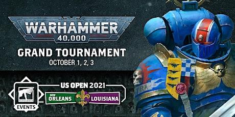 Warhammer US Open Series 2021: Warhammer 40,000 – New Orleans, LA tickets