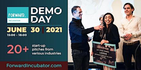 DEMO DAY Forward Incubator June 30th 2021 tickets