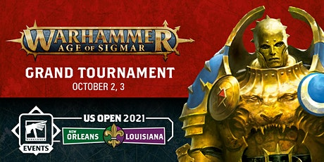 Warhammer US Open Series 2021: Age of Sigmar – New Orleans, LA tickets