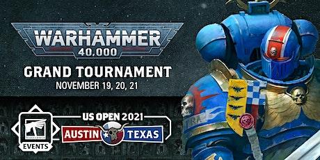 Warhammer US Open Series 2021: Warhammer 40,000 – Austin, TX tickets