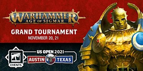 Warhammer US Open Series 2021: Age of Sigmar – Austin, TX tickets