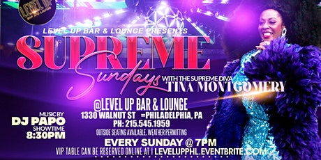 Supreme Sundays tickets