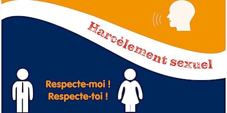 Journée de sensibilisation sur le harcèlement sexuel à l'Université billets