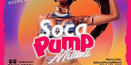 Soca Pump - Miami Carnival tickets