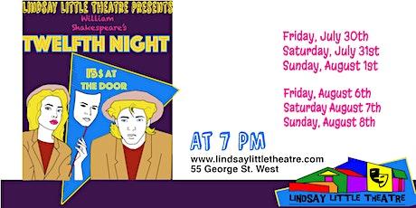 Twelfth Night by William Shakespeare tickets