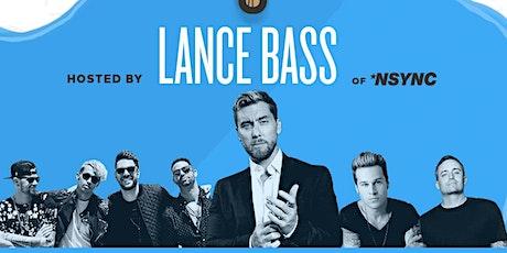 Lance Bass VIP Experiences - Saratoga Springs, NY tickets