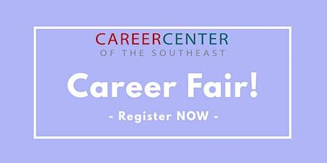 Free Career Fair!  Raleigh, NC tickets
