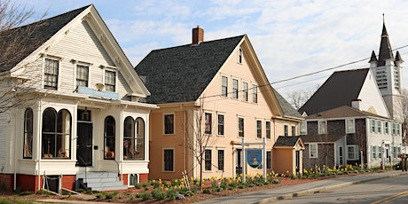 Historic District Walking Tours tickets