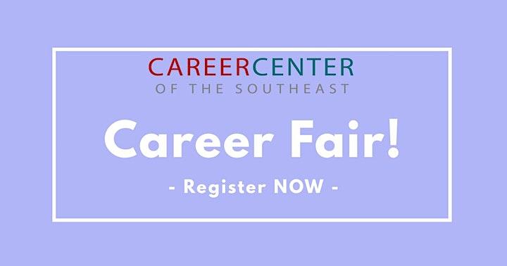 Free Career Fair!  Raleigh, NC image