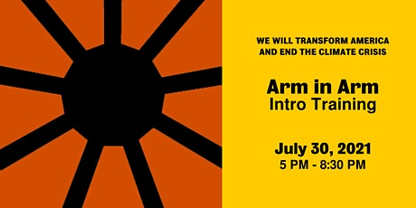 Arm In Arm Intro Training tickets