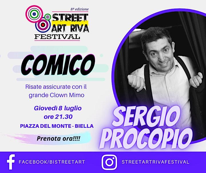 Immagine StreetArt RivaFestival : COMICO di Sergio Procopio