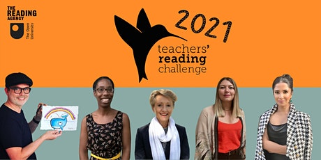 Reading and Recuperation: 2021 Teachers' Reading Challenge Launch entradas
