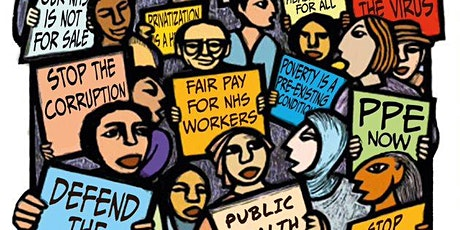 Organise against the NHS White Paper and for staff pay tickets