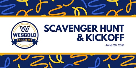 WesGold Fellows Scavenger Hunt & Kickoff tickets