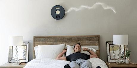 Sleep Impact Talk - Light, Sound, and Temperature tickets