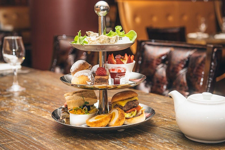 FATHER'S DAY AFTERNOON TEA TREAT image