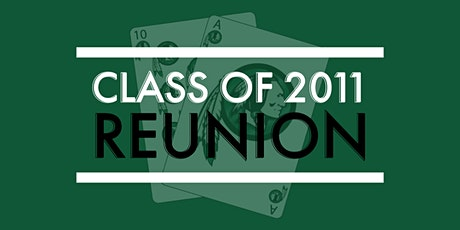 THS Class of 2011-10 Year Reunion tickets