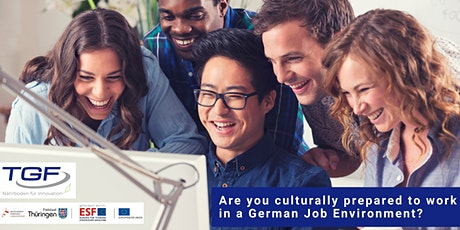 With  intercultural competence to success in a German Workplace! 17Jun FREE tickets