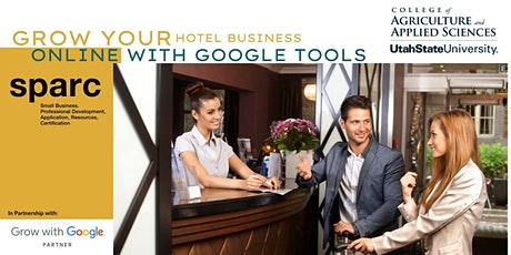 Grow With Google: Grow Your Hotel Business Online with Google Tools tickets