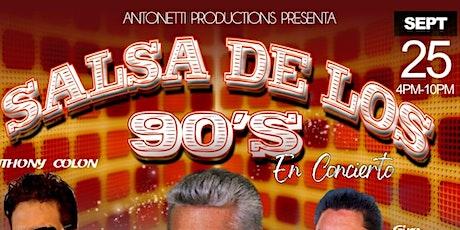 Salsa De Los 90's tickets