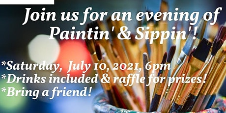 Paintin' & Sippin' tickets