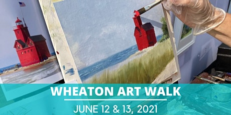 2021 Wheaton Art Walk tickets