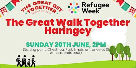 The Great Walk Together Haringey biglietti