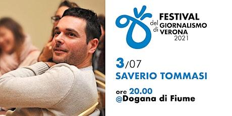 FGV 2021 -  Saverio Tommasi biglietti
