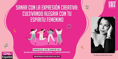 GNL Español: Sanar con la expresión creativa: biglietti
