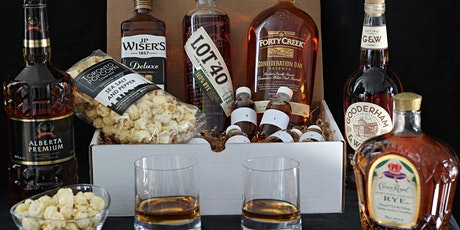 The Ultimate Canadian Whisky Tasting with Spencer Gooderham of NWWT tickets
