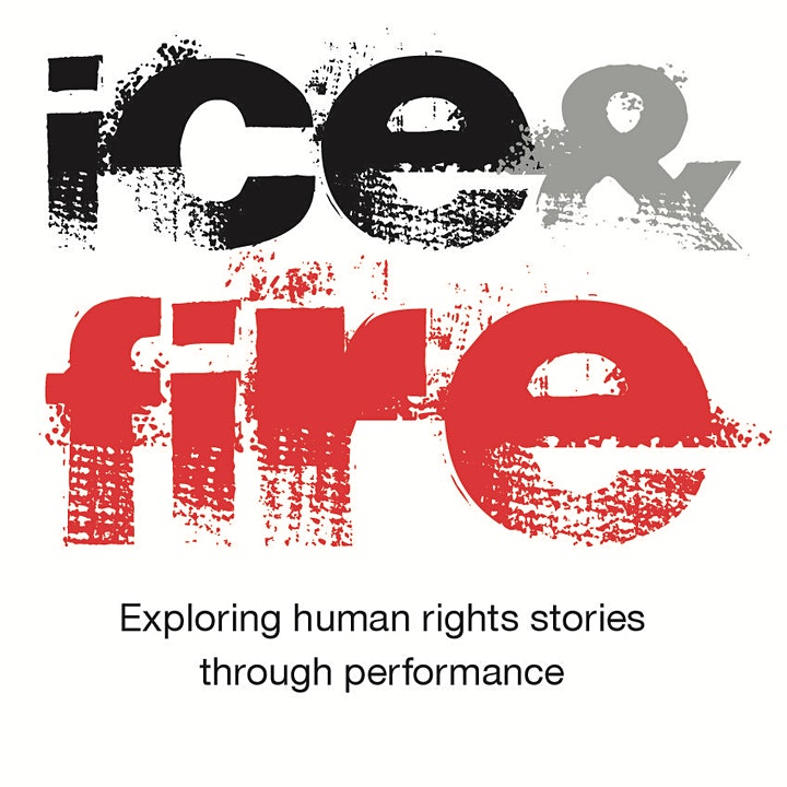 ice & fire present : THIS IS WHO I AM: Verbatim Reading | UEL REFUGEE WEEK image