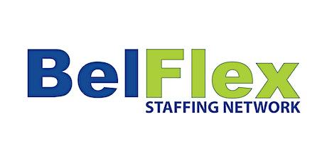 BelFlex Middletown Job Fair tickets