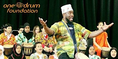 One-Drum: Interactive African Drumming Summer School Workshop tickets