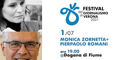 FGV 2021 - Monica Zornetta + Pierpaolo Romani biglietti