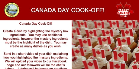 Canada Day Cook-Off tickets