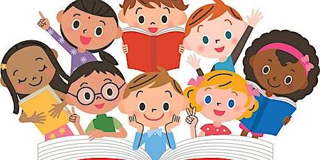Multicultural Children's Literature tickets