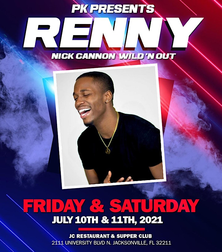 PK Presents Renny from Nick Cannon's Wild 'N Out image