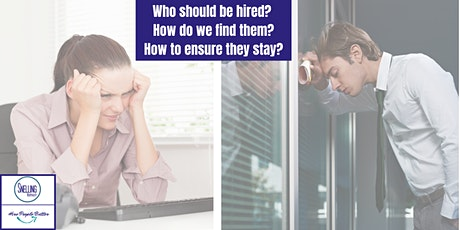 How to fix the struggles in recognizing, recruiting, and retaining talent. tickets
