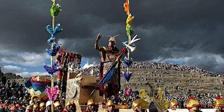 ''El Inti Raymi de Vilcas Huamán Ayacucho Perú'' entradas