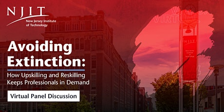 Avoid Extinction: How Upskilling & Reskilling Keeps Professionals in Demand tickets