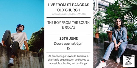 Music for Turkana - Rojaz & The Boy From The South tickets