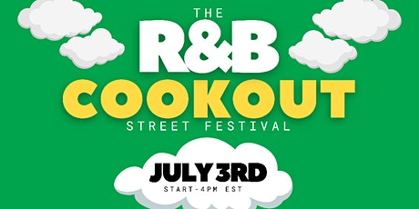 The R&B Cookout tickets