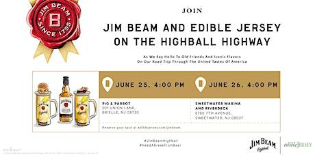 Jim Beam & Edible Jersey Highball Formation Tour tickets