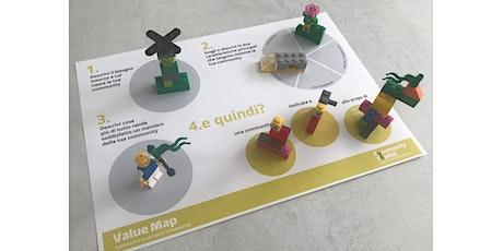 Costruisci la tua community in 3D  powered by Fondazione G. Brodolini biglietti