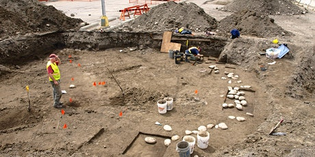 Dig it: Archaeology from Home tickets
