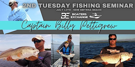 Boaters Exchange 2nd Tuesday Fishing Seminar - Billy Pettigrew tickets