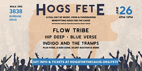 Hogs Fete tickets