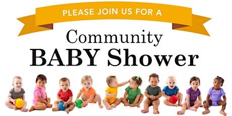 Molina Healthcare Community Baby Shower tickets