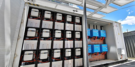 Redefining Large-Scale Energy Storage: Metal-Free Flow Batteries tickets