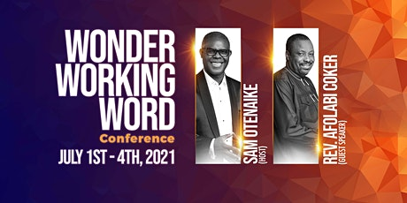 Wonder Working Word Conference tickets